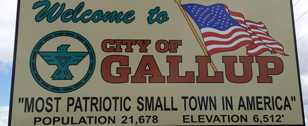 Welcome to Gallup sign_header