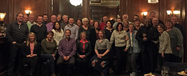 Image - group Dungarvin Regional Leadership Conference