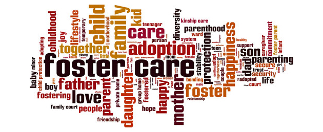 Image: Foster Care Word Cloud