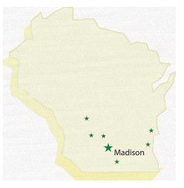 Wisconsin Map - Web - 2020