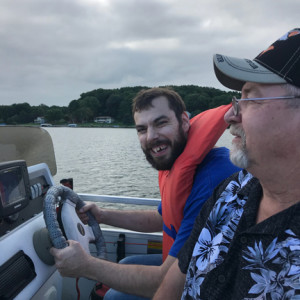 Image: AF Driving Boat